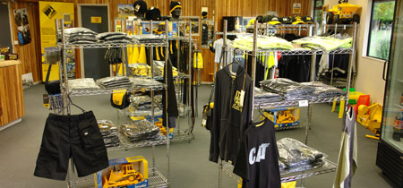 Caterpillar online shop